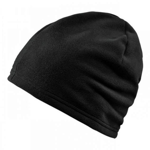 Шапка флисовая AC-CAP-01 черный S/50-54