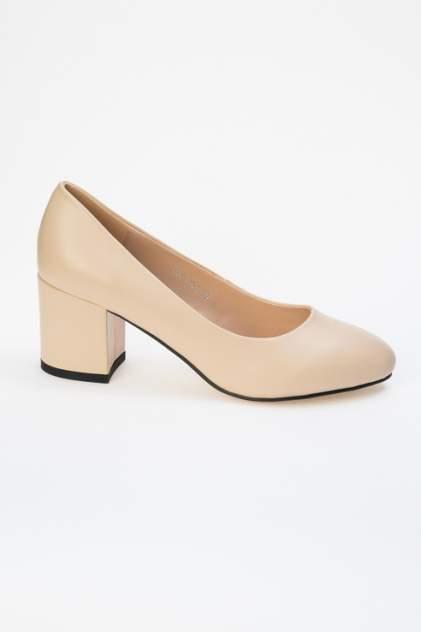 Туфли женские Ennergiia V706-A206-J бежевые 36 RU