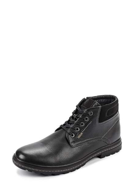 Ботинки мужские Alessio Nesca 26007710 черные 44 RU