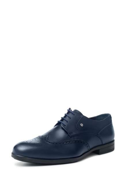 Туфли мужские Pierre Cardin 03407040, синий