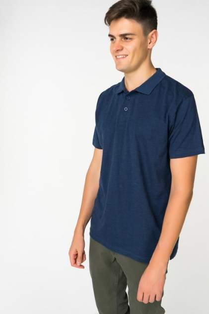 Футболка-поло мужская BLUE SEVEN 321049 X синяя L