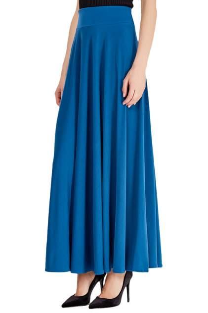 Юбка женская Alina Assi MP002XW0F9UG синяя 4XL