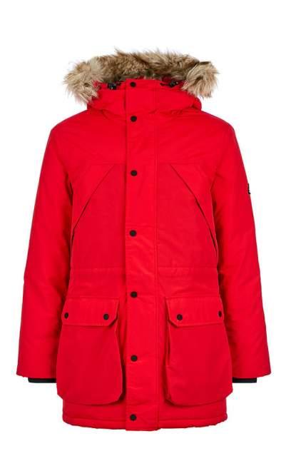 Куртка мужская Penfield красная 44