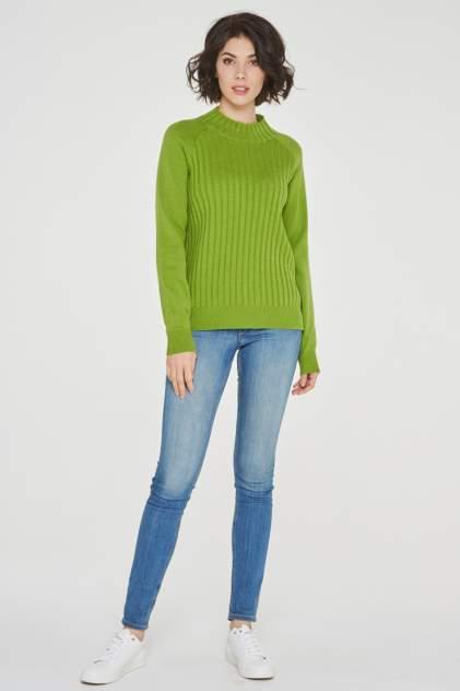 Джемпер женский VAY 182-4651 зеленый 52 RU