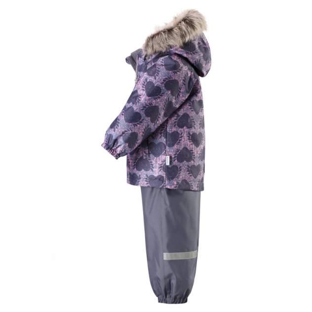 Комплект верхней одежды Lassie, цв. серый р. 92