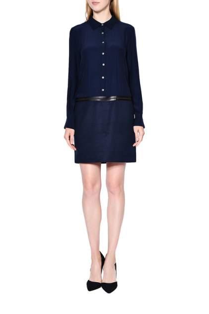 Платье женское Lauren Vidal RH7013 синее 38 FR