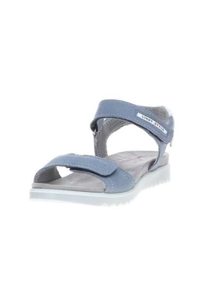Босоножки женские IMAC 309350 30018/009 голубые 38 RU