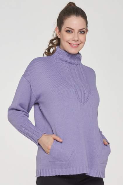 Джемпер женский VAY 182-4671 фиолетовый 54 RU