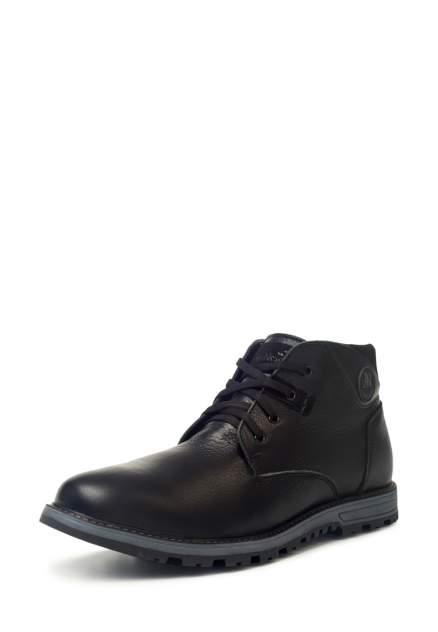 Ботинки мужские Alessio Nesca 261070M0 черные 45 RU