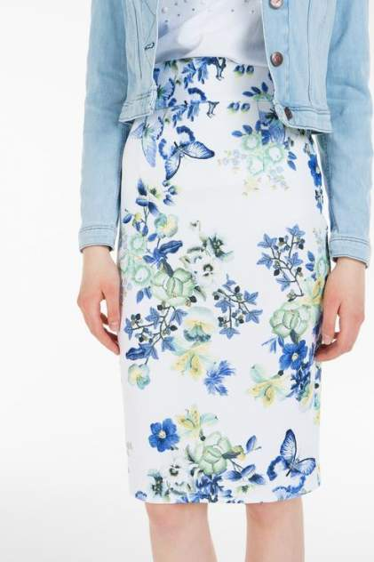 Женская юбка AScool SK3002, голубой