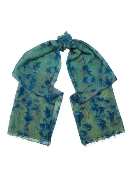 Палантин женский Eleganzza 01-00032120 синий