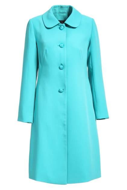 Пальто женское Apart 75024 голубое 36 DE