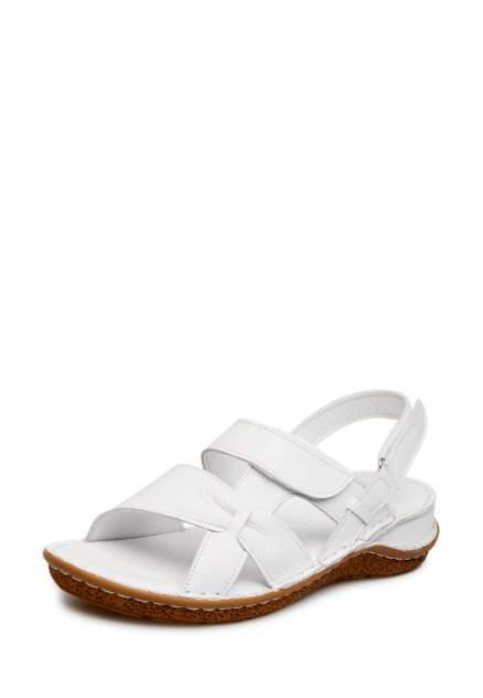 Босоножки женские Alessio Nesca Comfort 710018218 белые 41 RU
