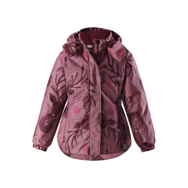 Куртка LASSIE by REIMA Розовый р.122