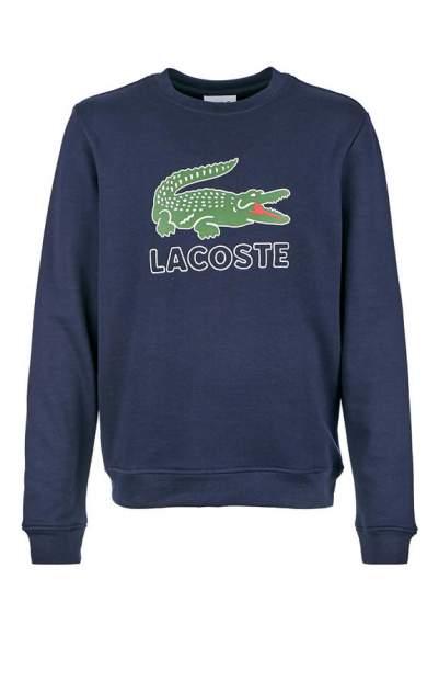 Толстовка мужская Lacoste SH6382166T, синий