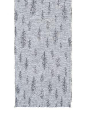 Шарф женский Labbra LWF49-805 серый