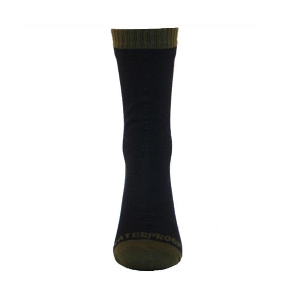 Носки мужские DexShell Thermlite Green, зеленые, L INT
