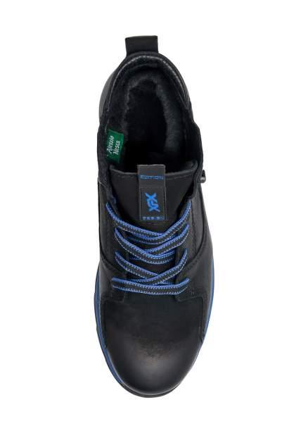 Ботинки мужские Alessio Nesca 79707610 черные 41 RU