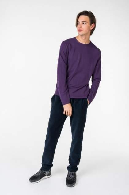 Пуловер мужской Marc O'Polo 506060156/678 фиолетовый 2XL
