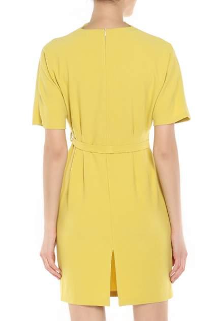 Платье женское Adzhedo 41281 желтое 3XL
