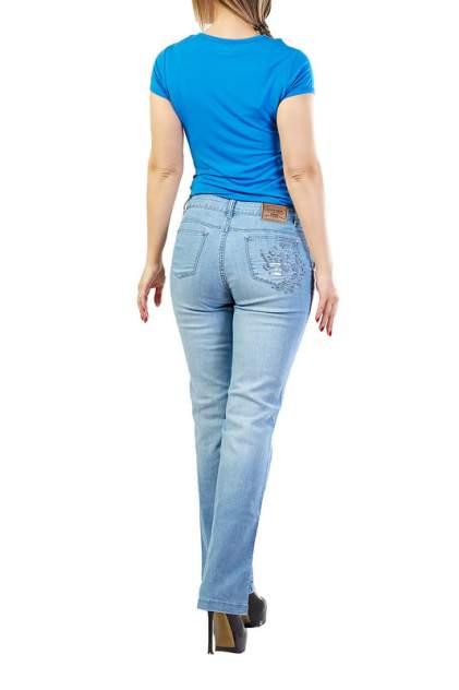 Джинсы женские LAFEI-NIER X241416-SO голубые 32 RU