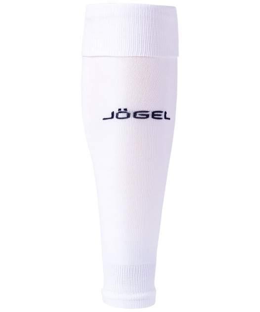 Гольфы Jogel JA-002, белые/темно-синие, 32-34 EU
