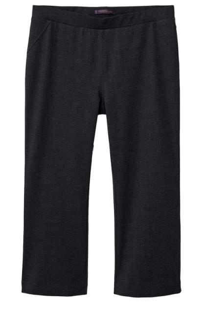 Женские брюки MANGO VIOLETA VIOLETA, черный