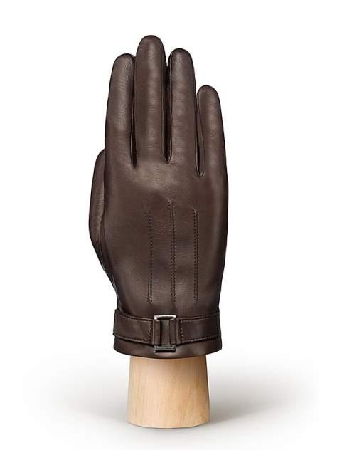 Перчатки мужские Eleganzza F-IS0115 коричневые 8.5