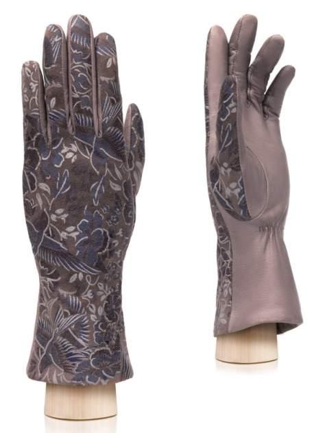 Перчатки женские Eleganzza IS00153 розовые 8