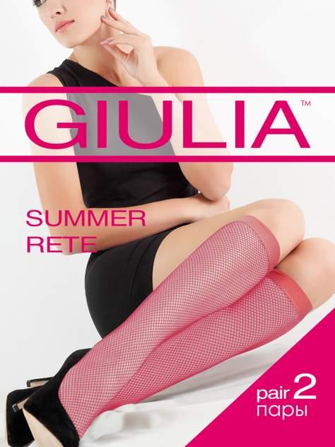 Гольфы женские Giulia розовые UNI
