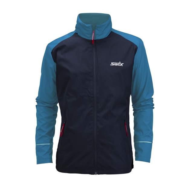 Куртка Swix Trails 12878-75100, dark blue, L