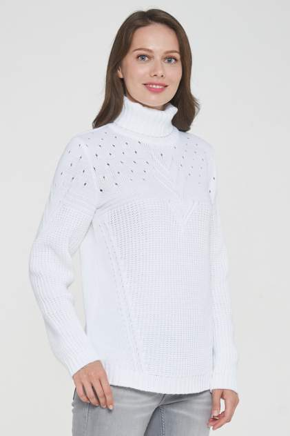 Джемпер женский VAY 192-4985, белый
