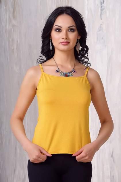 Майка женская VAY 3125, желтый