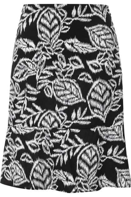 Юбка женская Finn Flare S17-12045 черная S