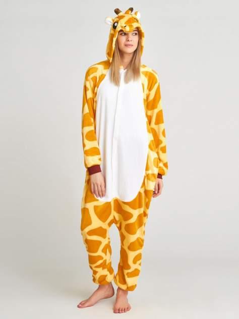 Кигуруми BearWear Жираф, оранжевый