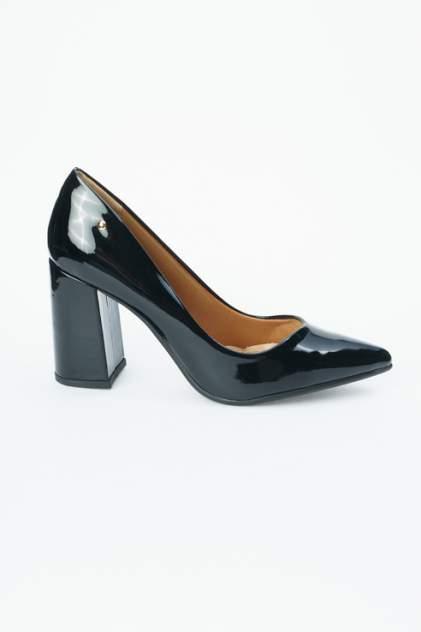 Туфли женские Velvet 302-03-BSS-01-IT черные 41 RU