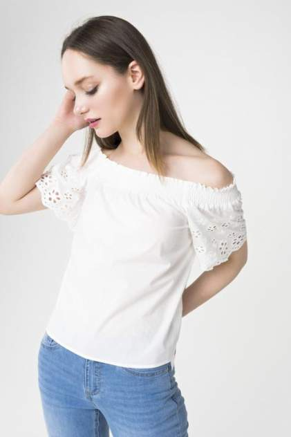 Женская блуза ZARINA 8225090320001, белый