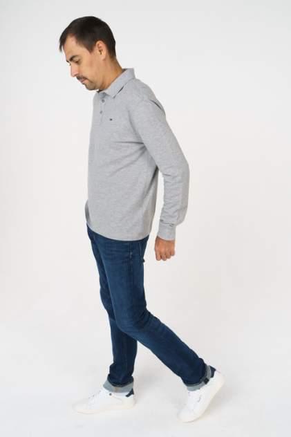 Поло мужское Tommy Jeans DM0DM05503 серое L