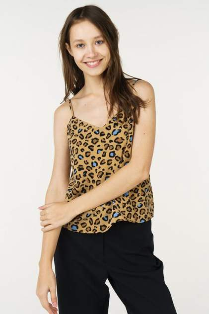 Блуза женская befree 1831459332 бежевая XS