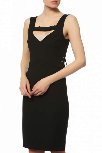 Платье женское SPORTMAX 22220211/03 черное 38 IT
