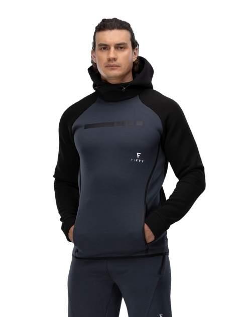 Толстовка мужская FIFTY FA-MJ-0101, серый