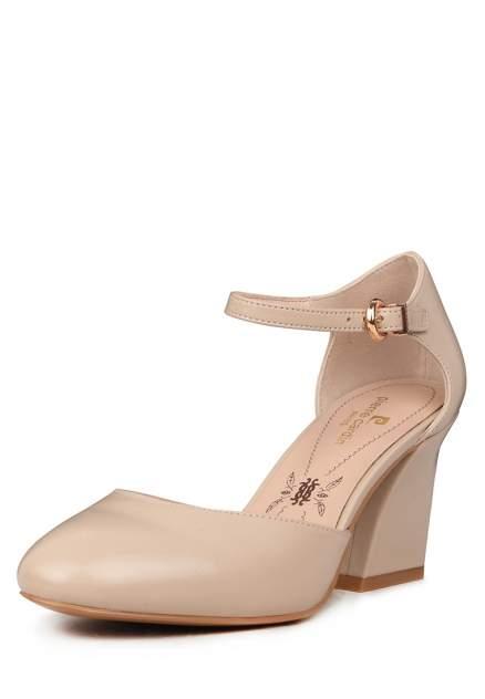 Туфли женские Pierre Cardin 710018991 бежевые 37 RU