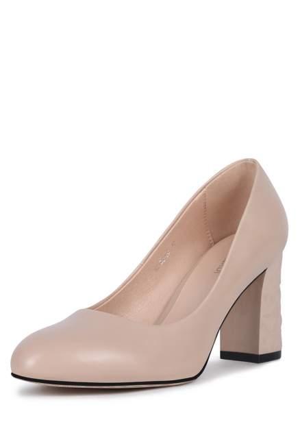 Туфли женские T.Taccardi 710018344 бежевые 38 RU
