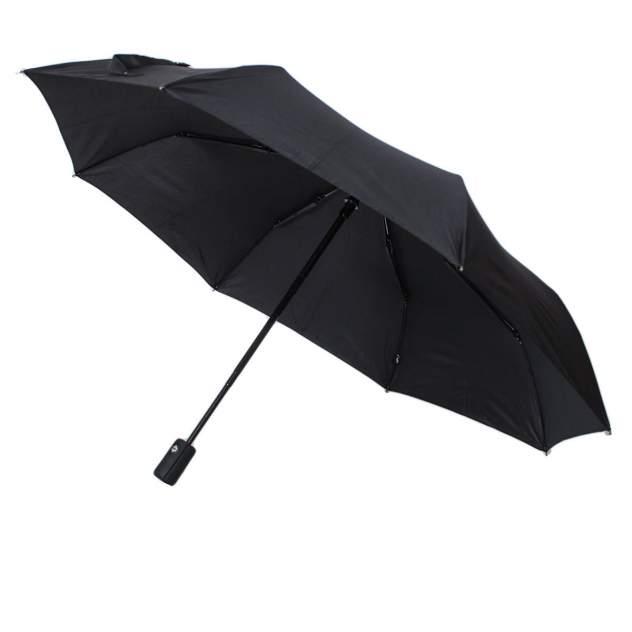 Зонт складной мужской автоматический Flioraj 009003 FJ черный