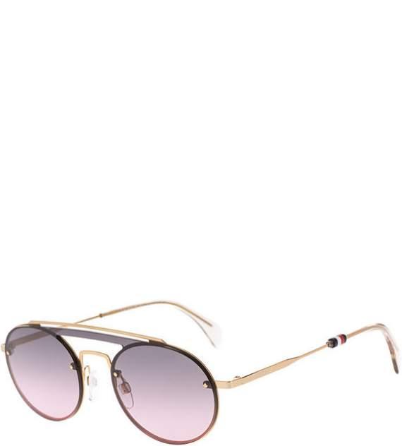 Солнцезащитные очки унисекс Tommy Hilfiger TH 1513/S 001, золотистый