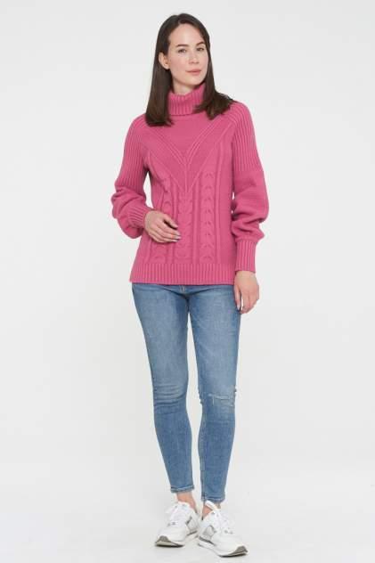 Джемпер женский VAY 182-4831 розовый 52 RU