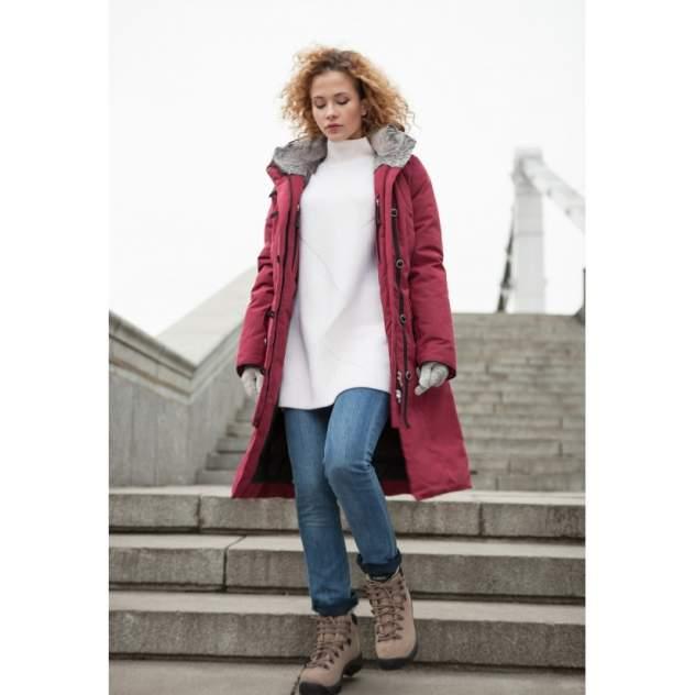 Пуховое пальто  HATANGA LADY 1464-9255-046 БОРДО 46