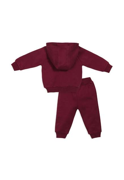 Комплект одежды RBC, цв. красный р.68