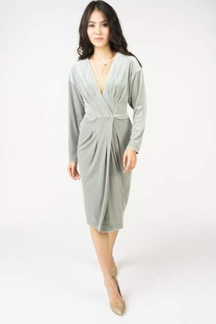 Вечернее платье женское LA VIDA RICA D71005 зеленое 44 RU