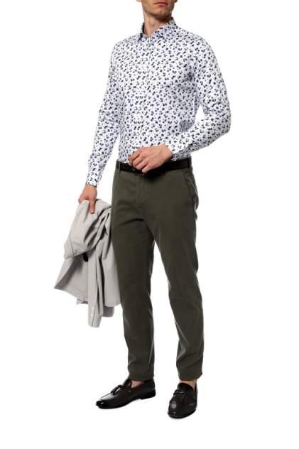 Рубашка мужская MONDIGO 16660 голубая XL